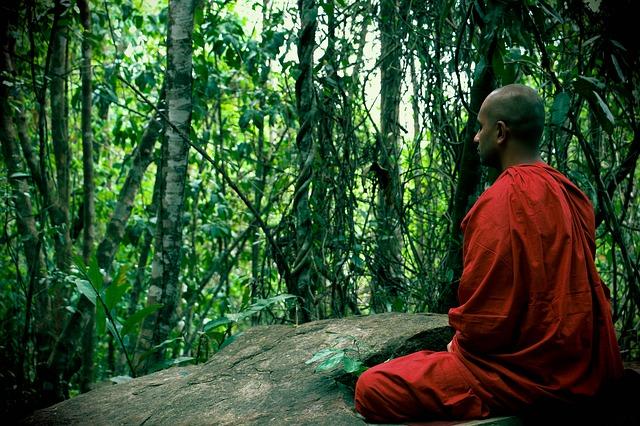 Meditation Detachment Over-Thinking (Anxiety / OCD / Depression)