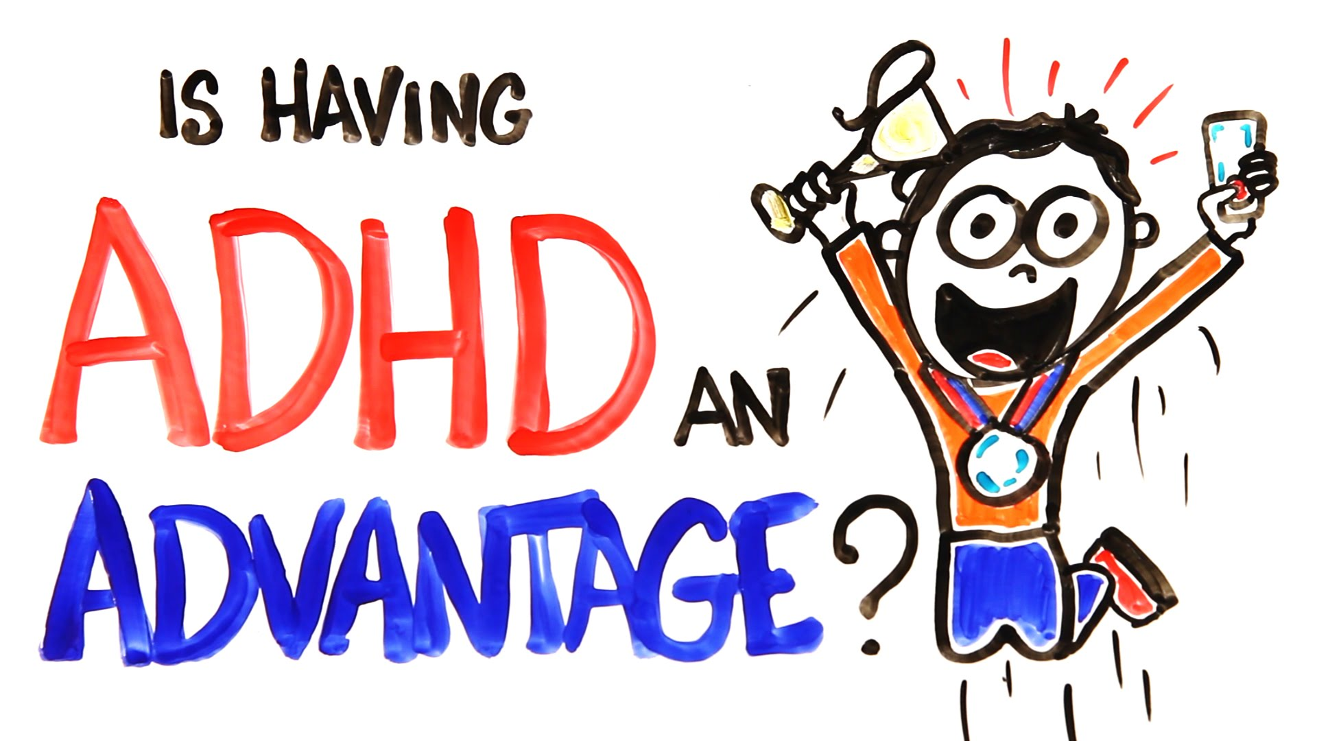 Is ADHD An Advantage? Focusfied