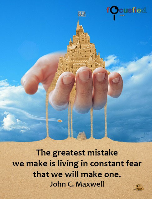 John-C-Maxwell-The-greatest-mistake-focusfied
