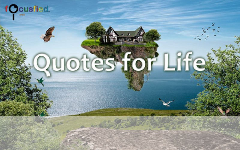 Get Inspired! Visit the Quotes for Life Gallery