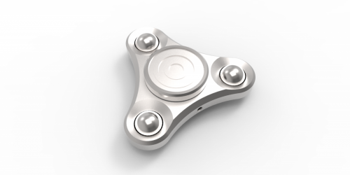 Axis Micro Fidget Spinner