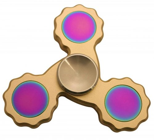 Precision Fidget Spinner Toy By Infinite Spin – High Speed Ceramic  Stainless Steel Bearings