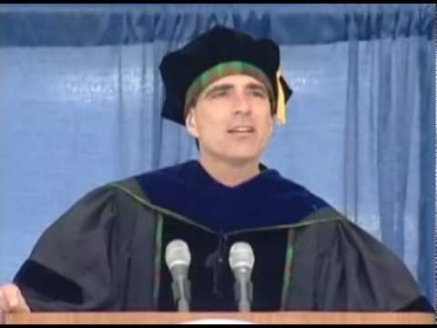 Randy Pausch's Inspiring Speech on how to live your life well
