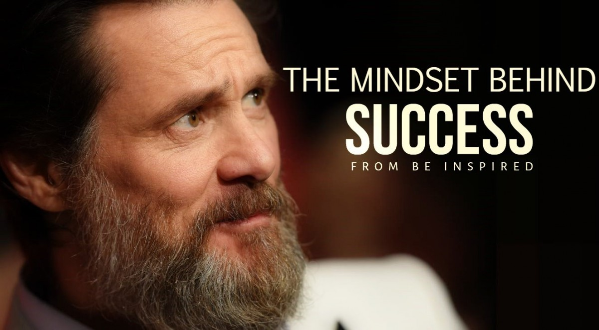The Mindset behind success Video