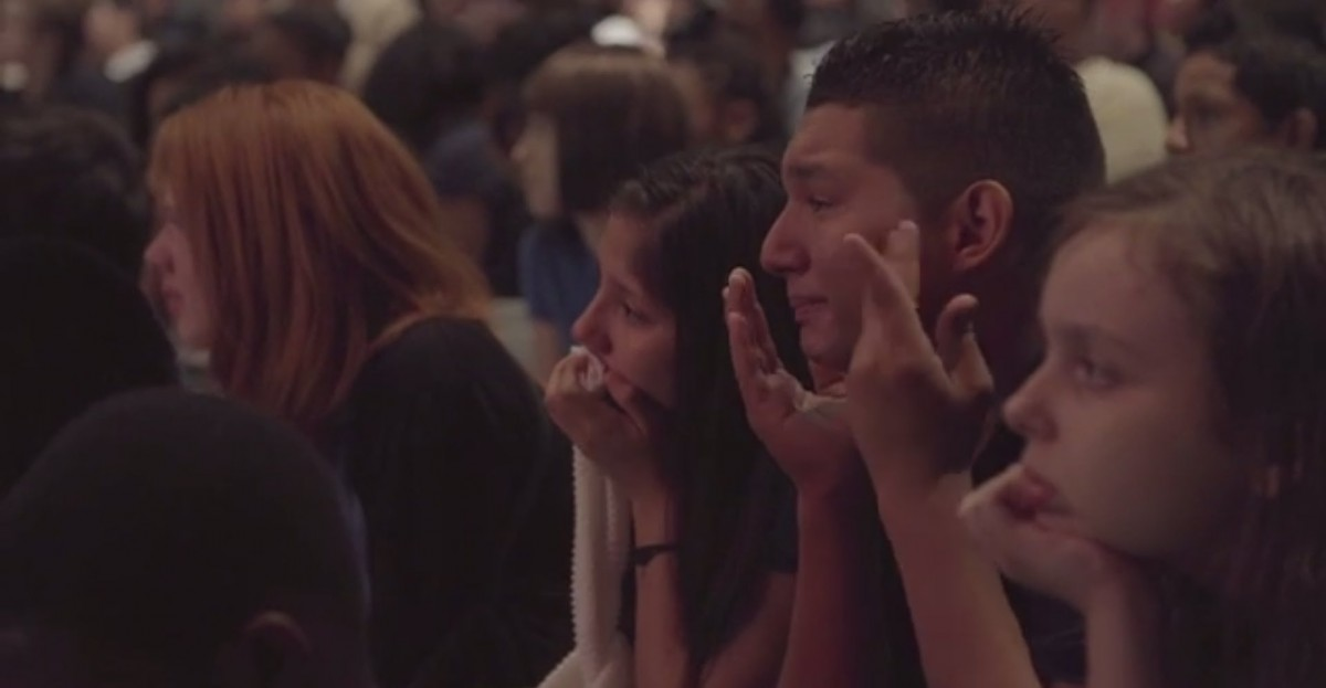 The Simple Message That Brought This Middle School Class to Tears