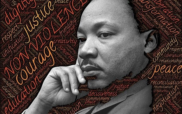Life Lessons: Martin Luther King Jr's Amazing Life's Blue print