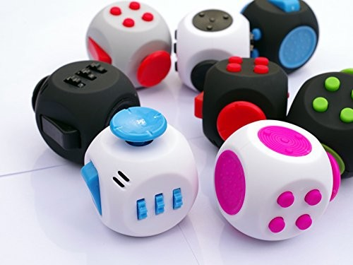 List of 11 types and styles of Fidget Cube