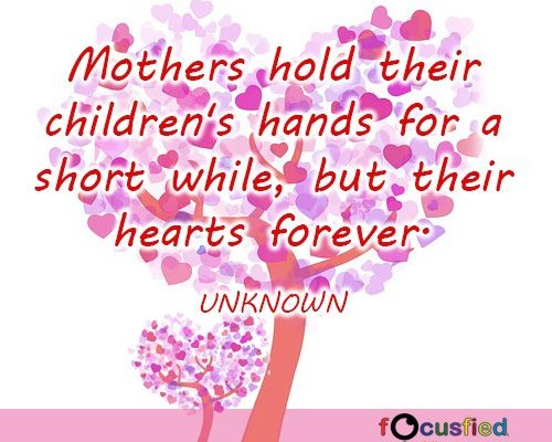 100 Inspirational Mother Quotes for Mother's Day