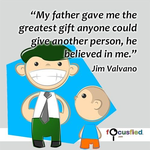 58 Inspiring and Amazing Father quotes