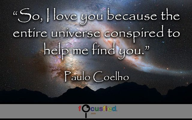65 Amazing and Inspirational Paulo Coelho Quotes