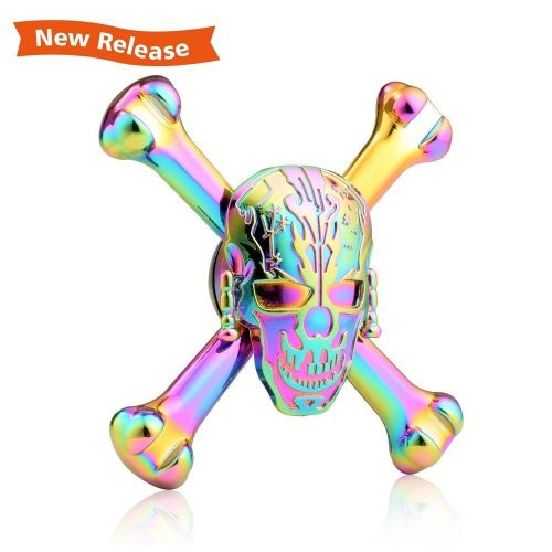 Material High Quality Metal Alloy Body With Stainless Steel Bearing Unlike Cheap Plastic Spinners Which Neither Provides Grip Nor Controlled Spin