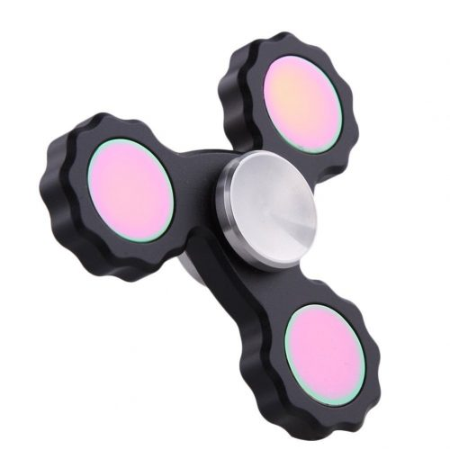 Pink hand Figit Spinner tough stress relief hard resin